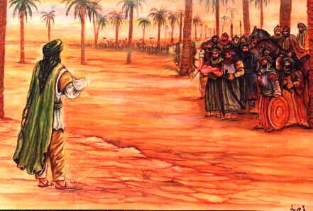 The Battle of Karbala (Mir Anis)